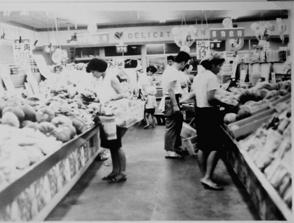 当時の主婦の店