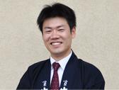 営業部長谷川 肖像写真